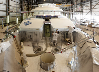 Yacht Construction and Refit Representation